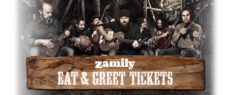 Zac brown band eat greet m4hsunfo